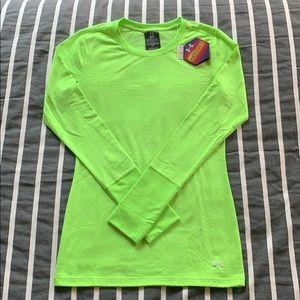 New Under Armour Cold Gear Long sleeve shirt